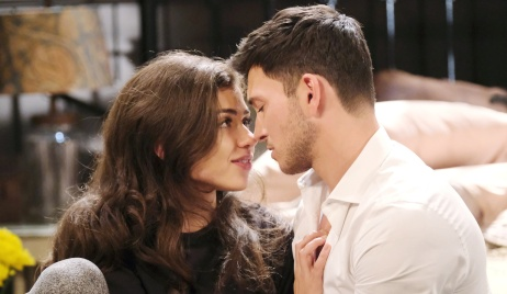 Ciara and Ben in love on Days of Our Lives