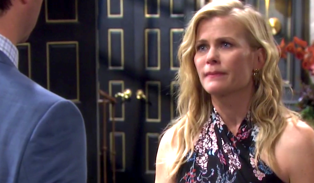 Sami tearfully confesses to EJ on Days of Our Lives