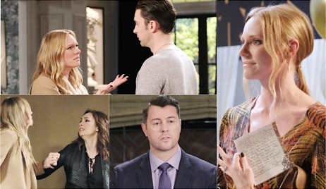 Days of Our Lives mashup of Abigail, Gwen, Chad and EJ