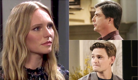 Days of Our Lives' Abigail, Lucas and Johnny mashup