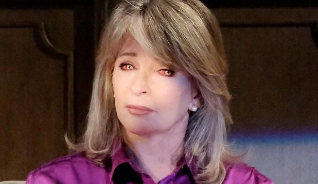 days deidre marlena devil eyes JJ