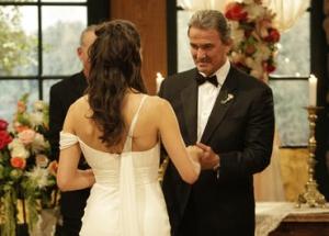 victor and Sabrina wedding Y&R