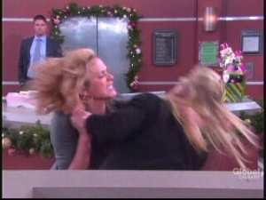 nicole sami fight days of our lives
