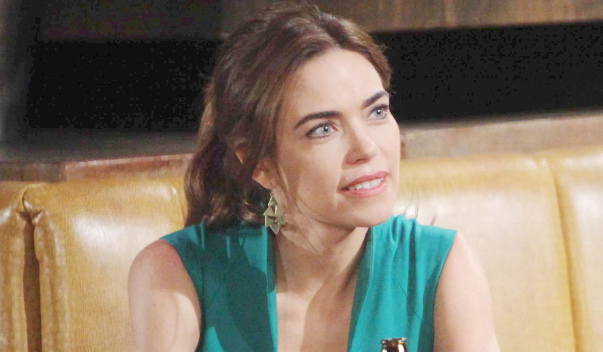 Victoria Newman on Y&R