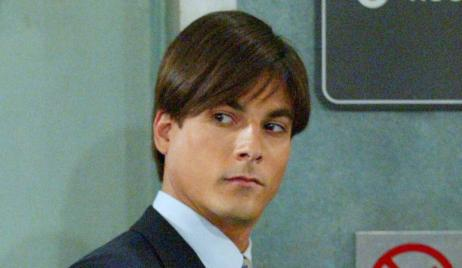 Bryan Datillo as Lucas Horton on Days of our Lives
