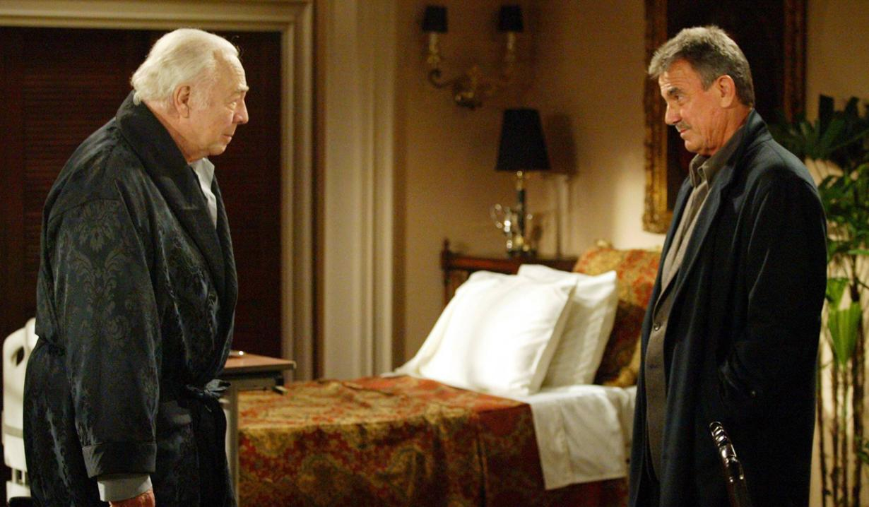 Victor meets Albert on Y&R