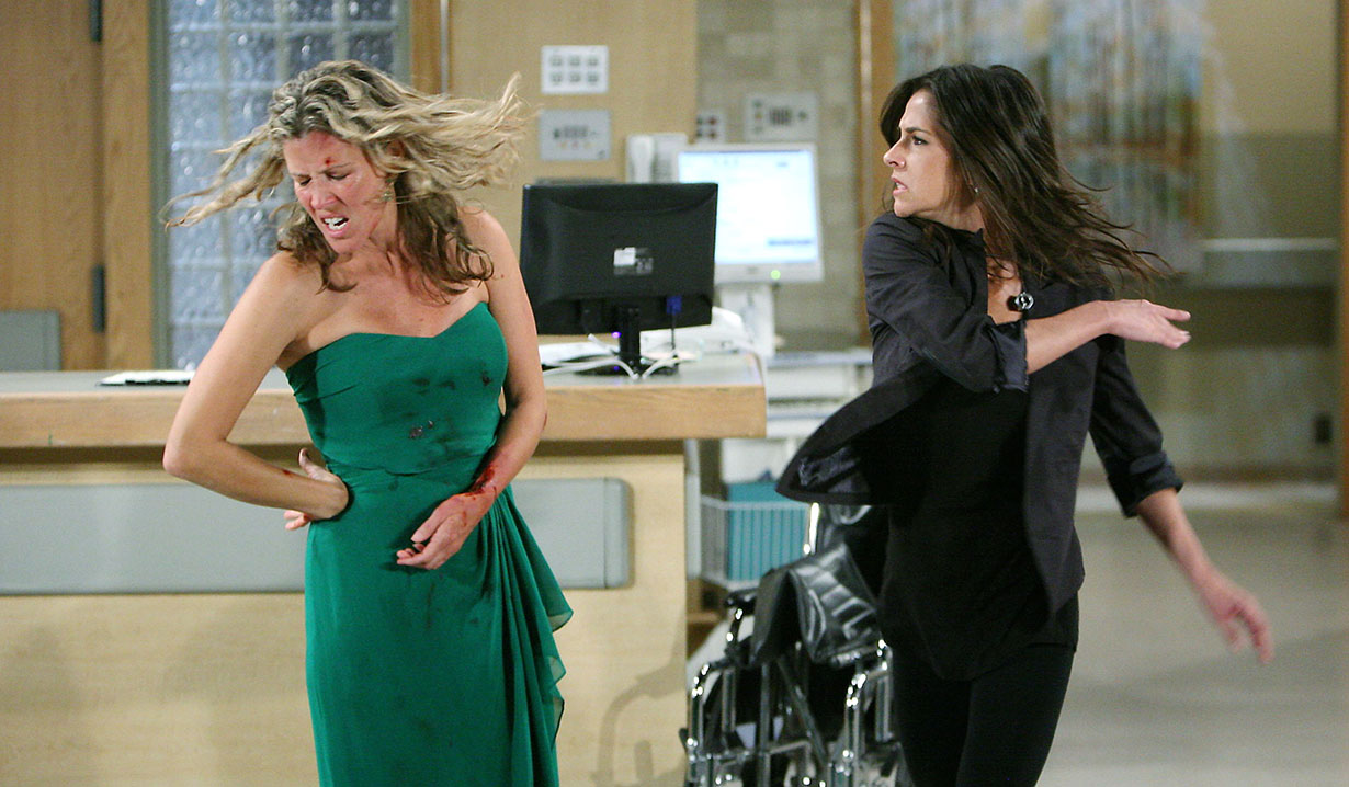 Memorable soap opera slaps in photos News | Soaps.com