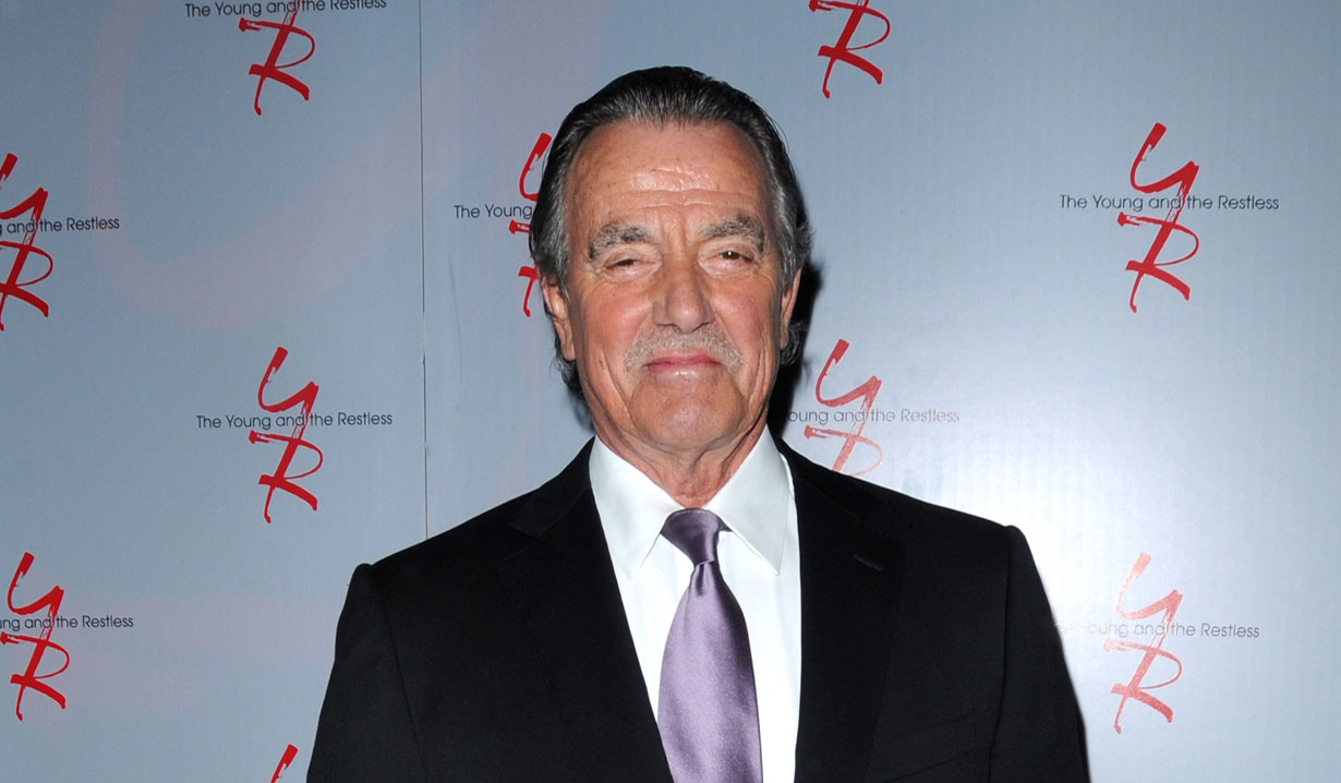 Eric Braeden of Young and the Restless