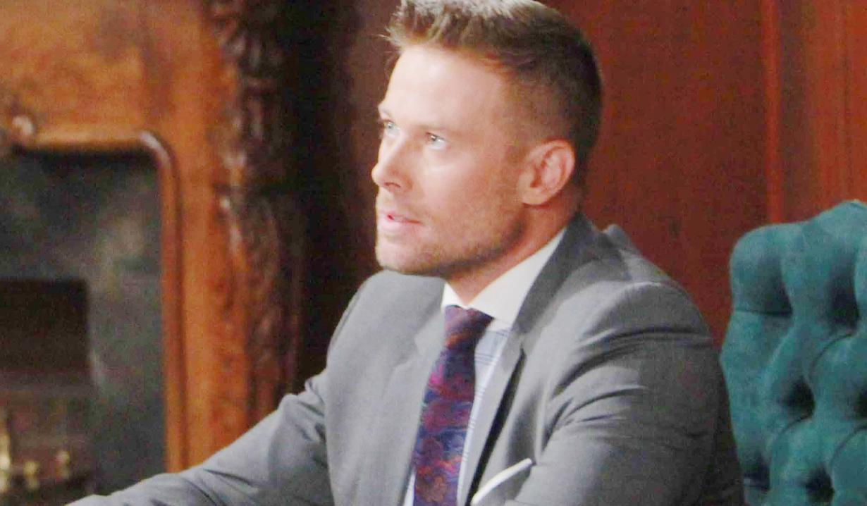 rick paired with steffy B&B