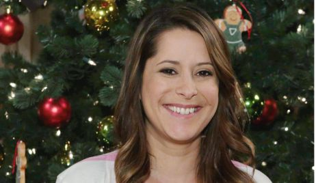 Kimberly McCullough from General Hospital