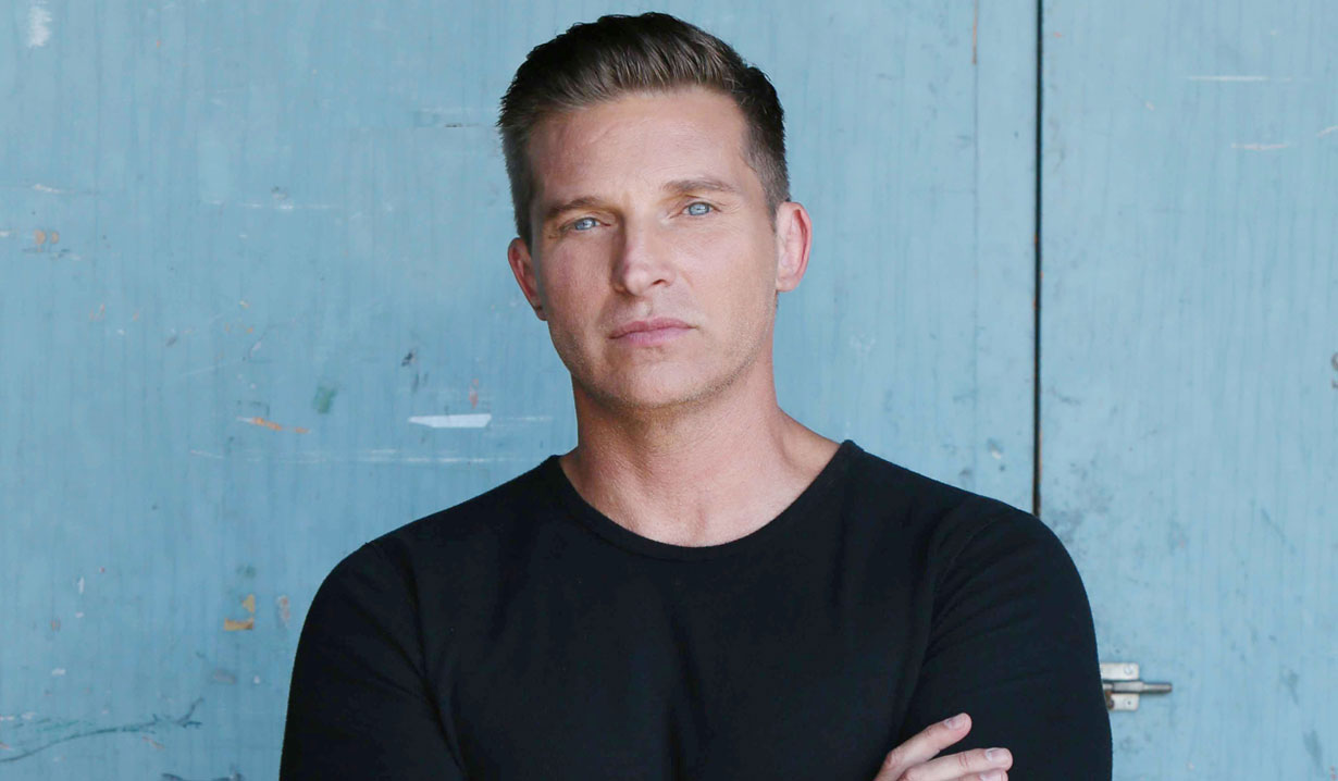 GH Poised to Kill Off Steve Burton's Jason?!?