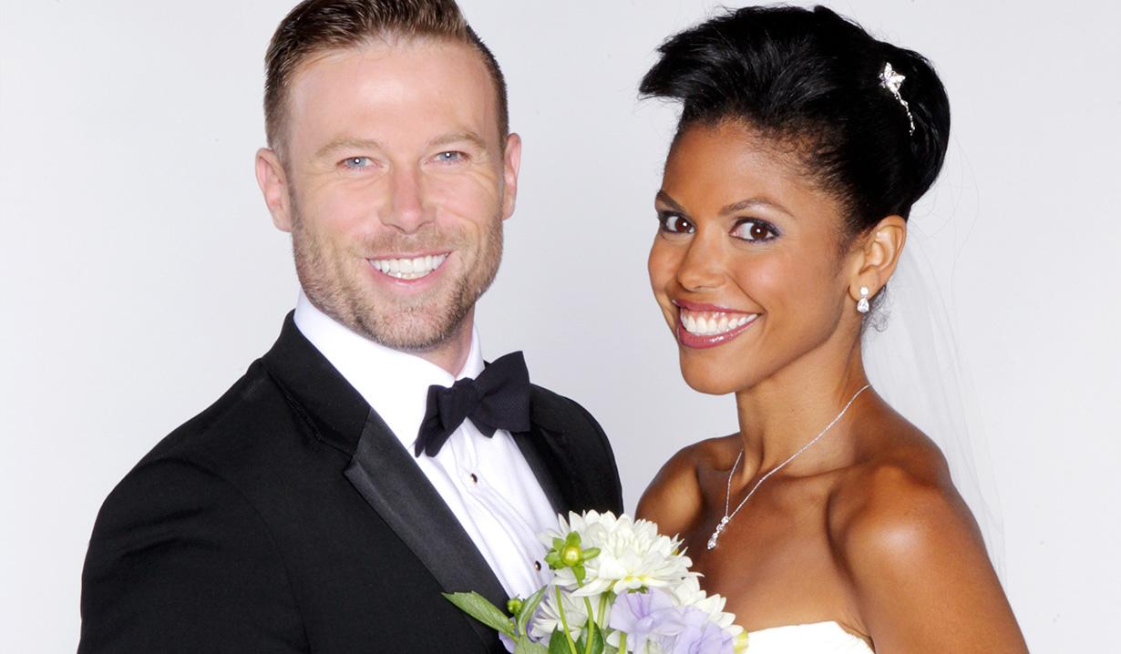 Rick and Maya on Bold and Beautiful