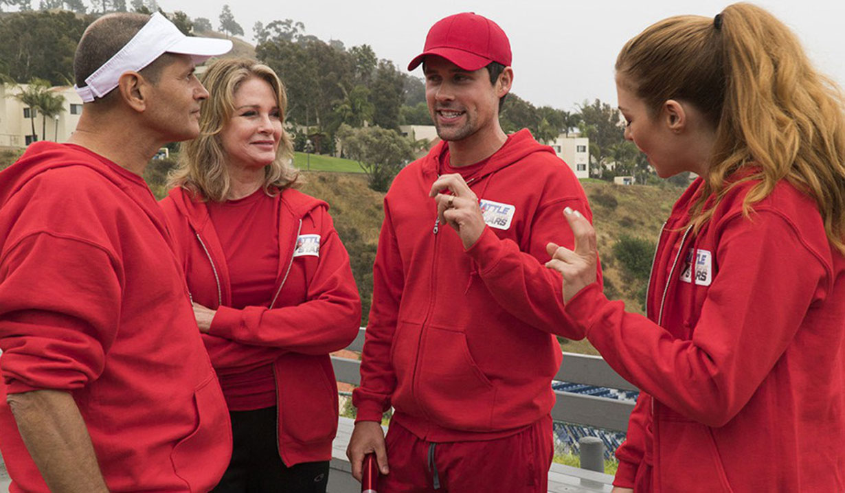 Catherine Bach & Deidre Hall's 'Battle of the Network Stars' air dates