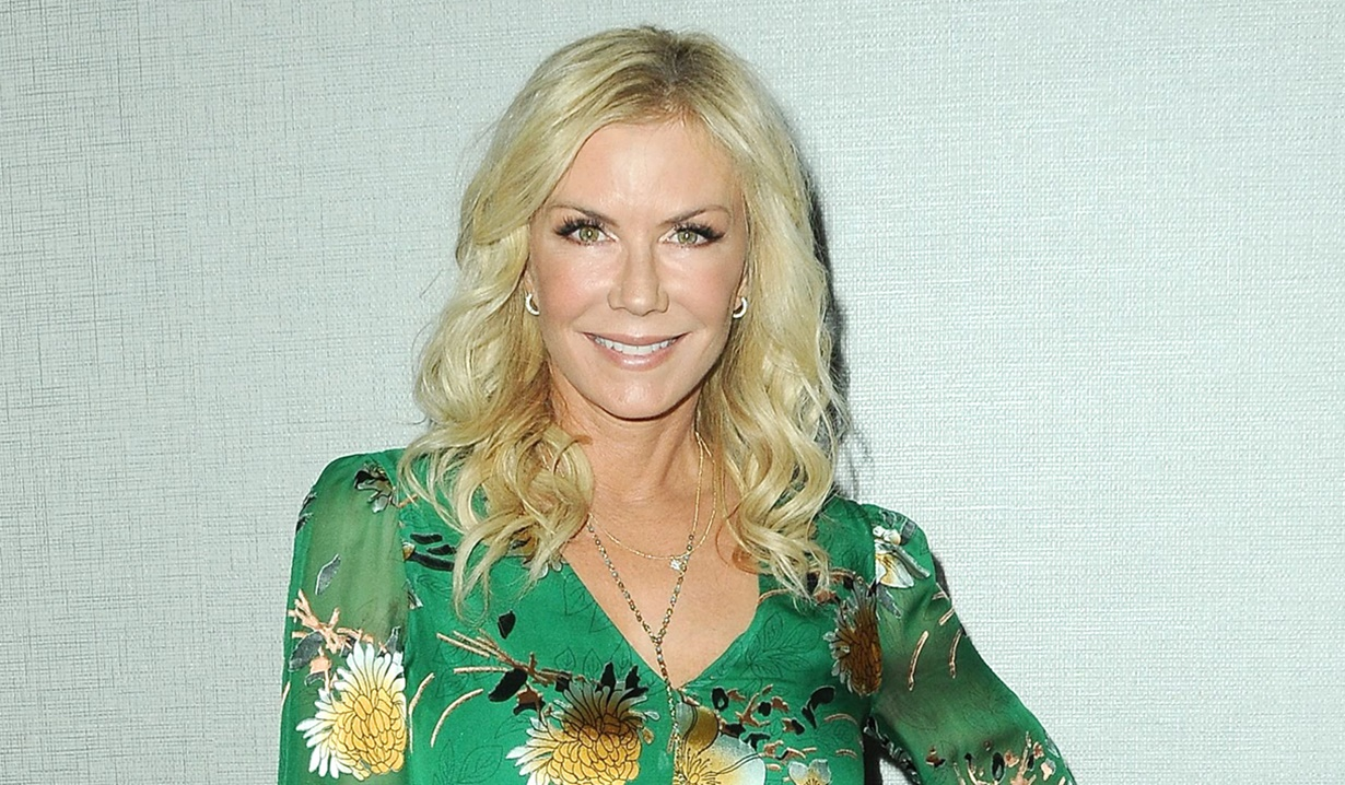Katherine Kelly Lang in Stan the Man Bold and Beautiful