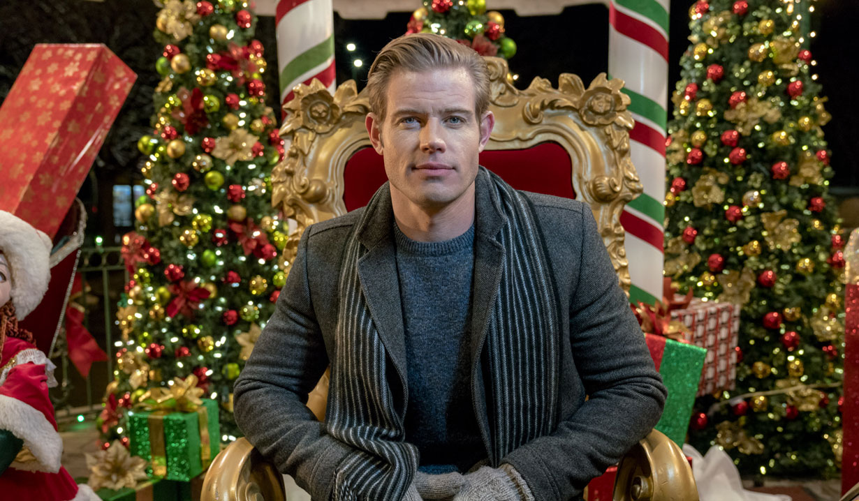Enchanted Christmas Hallmark.Soap Stars In Hallmark S Countdown To Christmas Movie