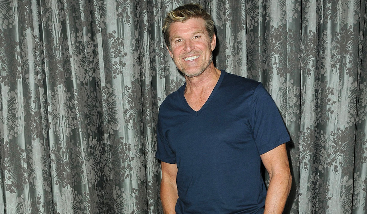 winsor harmon in Cathedral Canyon