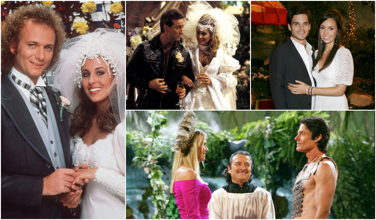Memorable Daytime Weddings