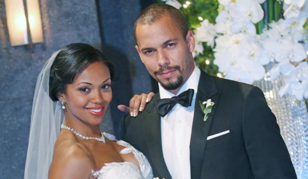 Hilary Devon wedding Y&R