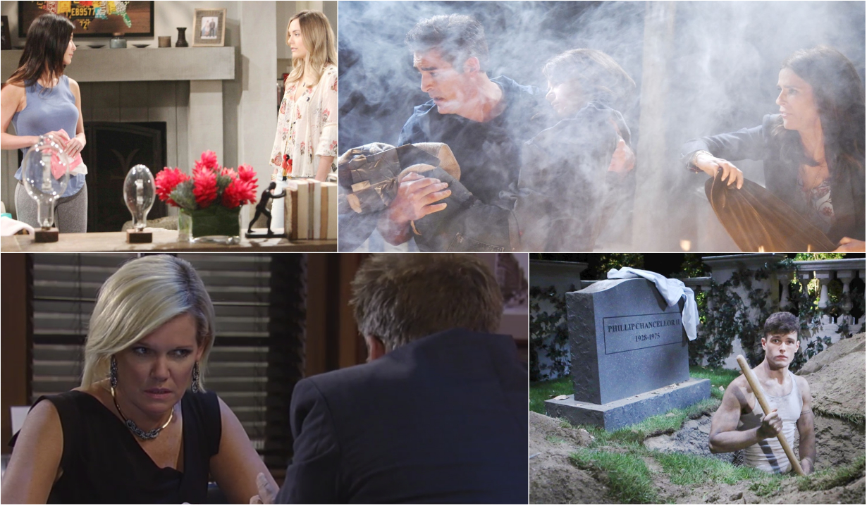 soaps roundup week of july 9