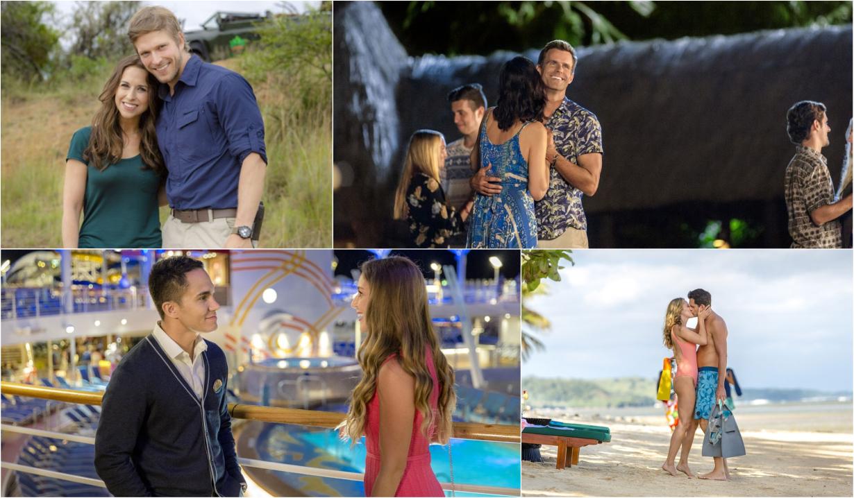 Hallmark's Summer Nights 2018 movies