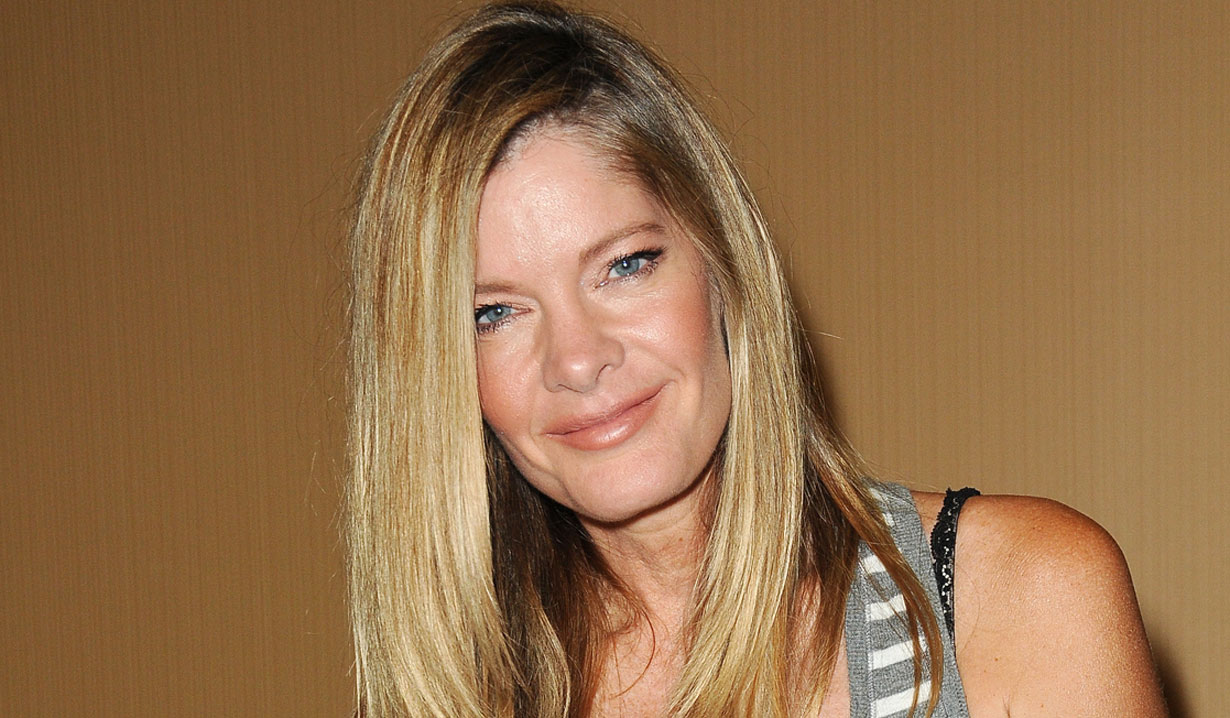 Michelle Stafford of GH