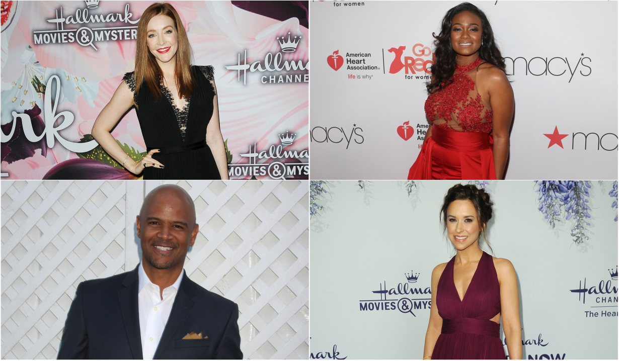 Soap Alums\' Holiday Movies in Hallmark\'s 5 Night Thanksgiving Event ...