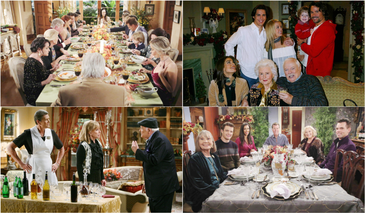 Soaps' Thanksgiving Pre-emptions