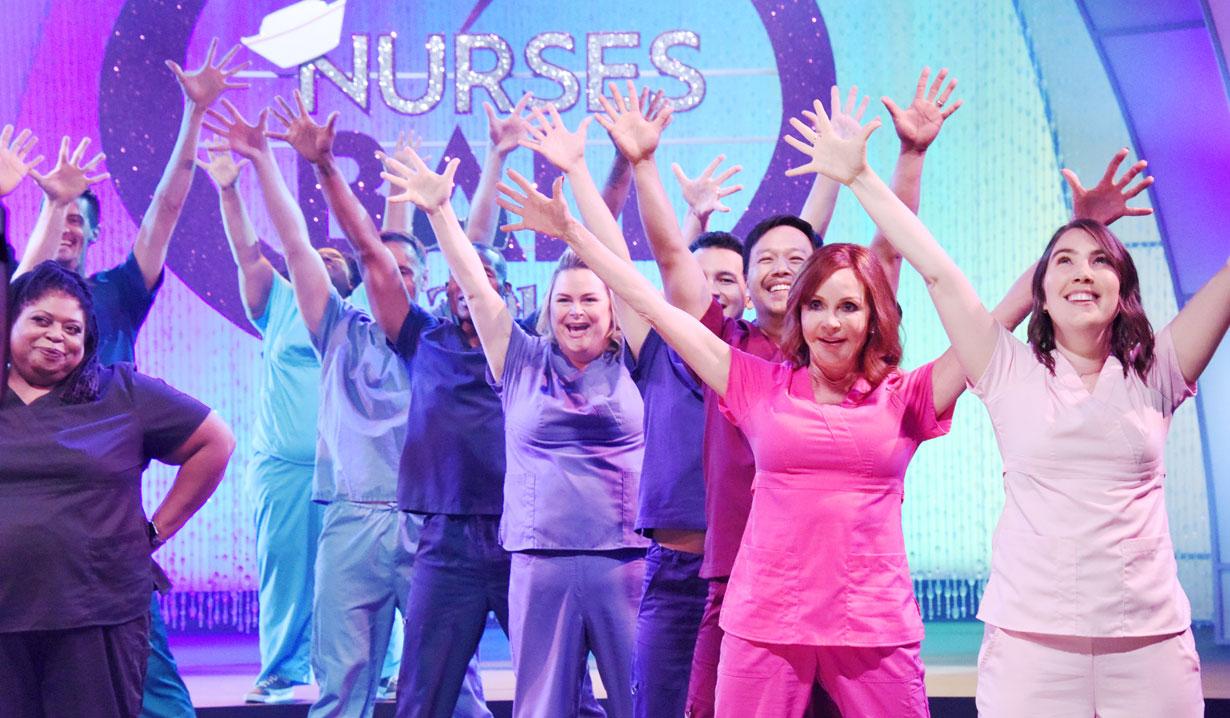 The Nurses Ball 2018 GH