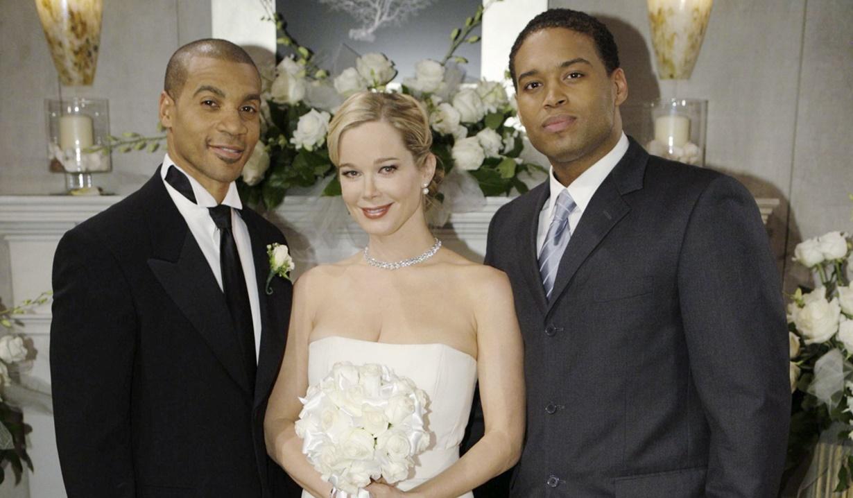 Justin Donna wedding with Marcus B&B