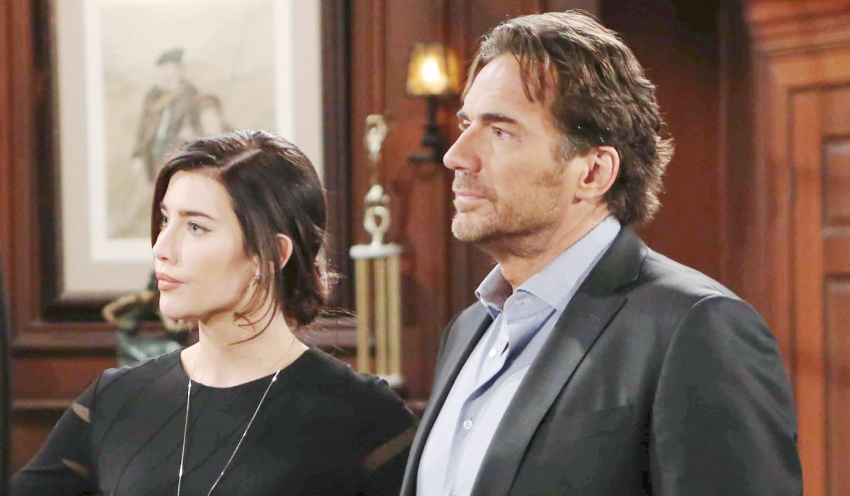 The Bold and the Beautiful spoilers April 24 - 28 Spoilers