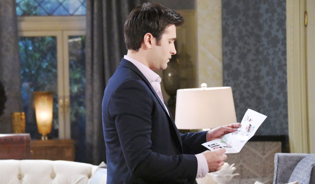 sonny reads anonymous letter