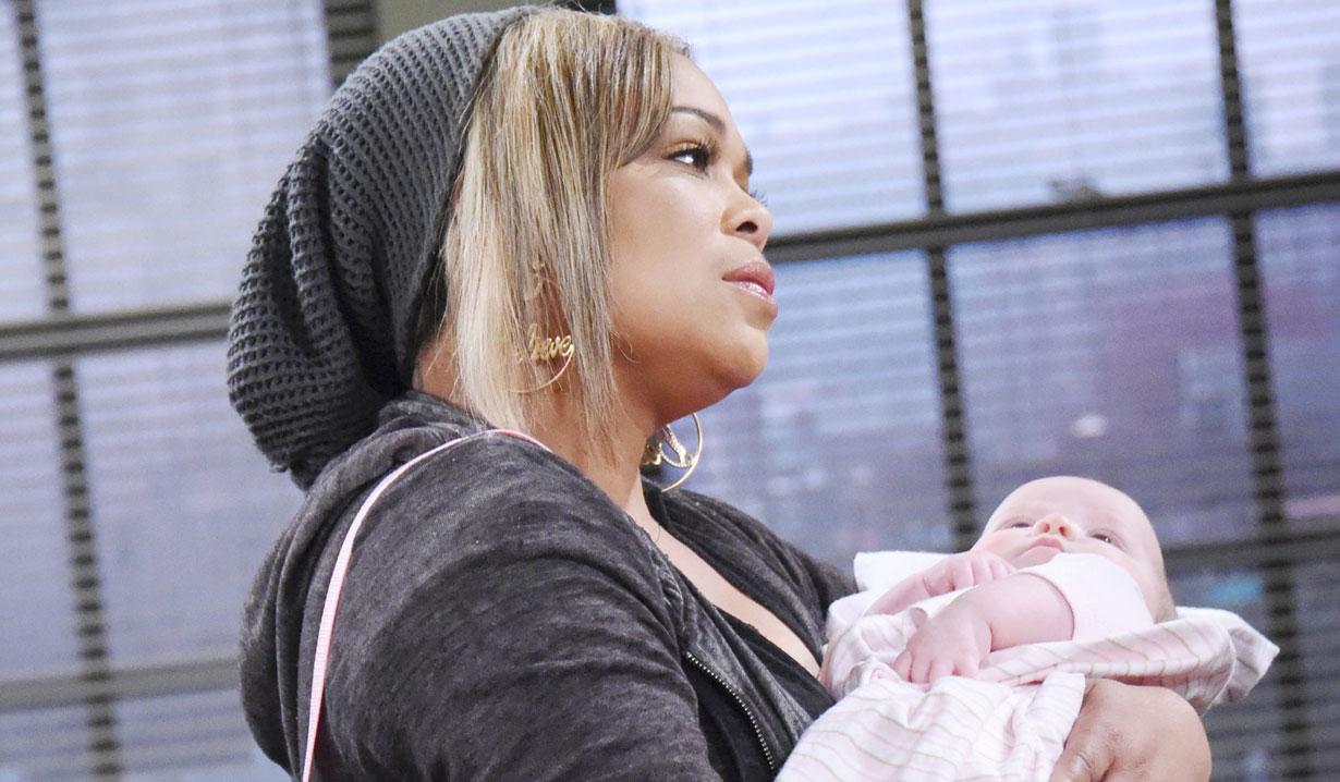 Photos: T-Boz Watkins Leaves Days as Sheila